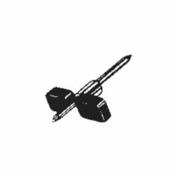 Garrard TOM-1 Stylus