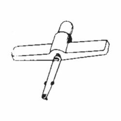 Astatic N-76 Stylus